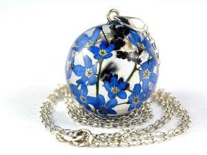 biżuteria srebrna wisiory