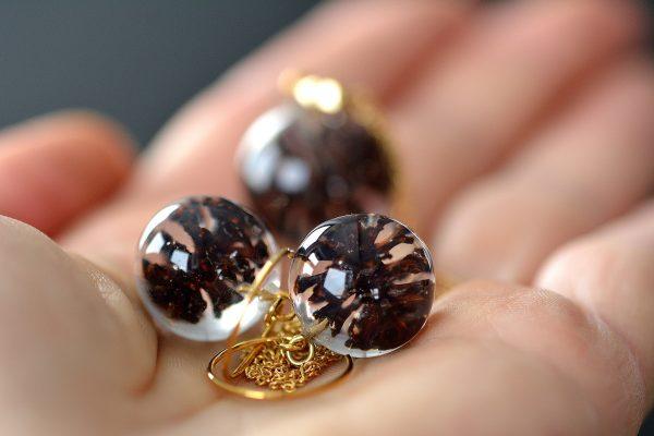 biżuteria pozłacana