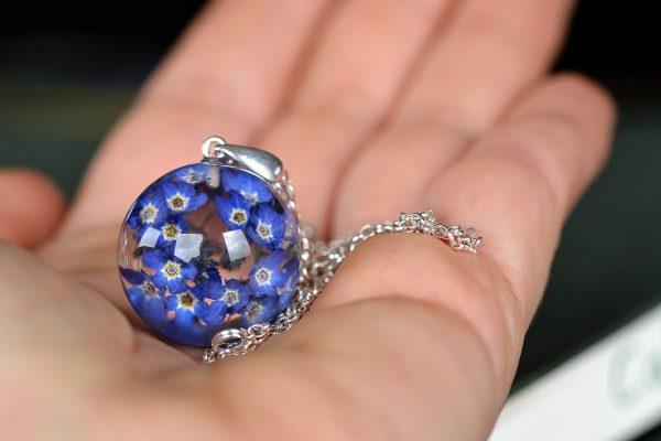 biżuteria z żywicy poznan